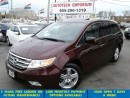 Used 2013 Honda Odyssey Touring Navigaton/Blindsport/Power Doors for sale in Mississauga, ON