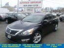 Used 2013 Nissan Altima 2.5 SL Tech Pkg Navi/Blindspot/Leather for sale in Mississauga, ON