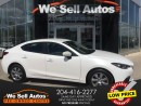 Used 2015 Mazda MAZDA3 GX *A/C *BTOOTH *KEYLESS ENTRY *PWR LIFT GATE for sale in Winnipeg, MB