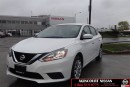 Used 2017 Nissan Sentra 1.8 S |Non Rental|USB|Bluetooth|Low KMS| for sale in Scarborough, ON