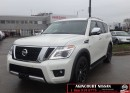 Used 2017 Nissan Armada Platinum Edition |Fully Loaded|DVD| for sale in Scarborough, ON