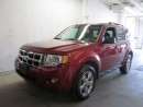 Used 2012 Ford Escape XLT for sale in Dartmouth, NS