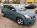 Used 2009 Pontiac Vibe HATCHBACK/AUTO/LOADED/CLEAN CAR PROOF for sale in Scarborough, ON