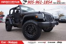 Used 2017 Jeep Wrangler SPORT | BRAND NEW| 4X4| BLACK EDITION WHEELS for sale in Mississauga, ON