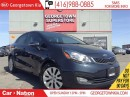 Used 2015 Kia Rio EX+ | SUNROOF | HEATED SEATS | BLUETOOTH | for sale in Georgetown, ON