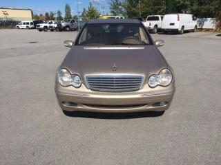 Used 2003 Mercedes-Benz C320 for sale in Surrey, BC