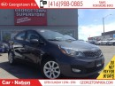 Used 2013 Kia Rio LX+ w/ECO | BLUETOOTH | HEATED SEATS | for sale in Georgetown, ON