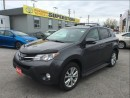 Used 2013 Toyota RAV4 Limited (A6) for sale in Pickering, ON