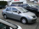 Used 2009 Nissan Versa 1.6 S for sale in Surrey, BC
