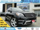 Used 2013 Mercedes-Benz ML-Class ML 550 4MATIC | PANO | NAVI | for sale in Brantford, ON