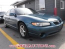 Used 2003 Pontiac Grand Prix GT 4D Sedan for sale in Calgary, AB