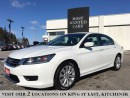 Used 2014 Honda Accord Sedan LX | CAMERA | BLUETOOTH | HEATED SEATS for sale in Kitchener, ON