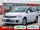 Used 2012 Nissan Versa 1.8 SL*Value Priced*Sunroof for sale in Ajax, ON