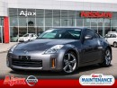 Used 2008 Nissan 350Z Grand Touring*Sport Coupe*Accident Free* for sale in Ajax, ON