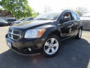 Used 2011 Dodge Caliber Uptown for sale in St Catharines, ON