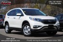 Used 2016 Honda CR-V Touring LEATHER NAVI AWD for sale in Pickering, ON