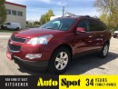 Used 2010 Chevrolet Traverse 2LT/PRISTINE SERVICE HISTORY!/LOADED for sale in Kitchener, ON