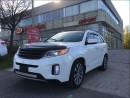 Used 2015 Kia Sorento SX 7 Passenger, Navigation for sale in Mississauga, ON