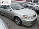 Used 2004 Toyota Camry LE V6 for sale in Toronto, ON