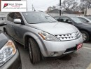 Used 2007 Nissan Murano SE for sale in Toronto, ON