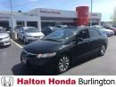 Used 2009 Honda Civic EX-L | ALLOYS | LEATHER | SUNROOF for sale in Burlington, ON