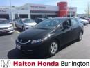 Used 2014 Honda Civic Sedan LX AUTOMATIC BLUE TOOTH HEATED SEATS for sale in Burlington, ON