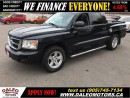 Used 2008 Dodge Dakota SLT CREW CAB 4X4 LEATHER for sale in Hamilton, ON