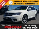Used 2016 Dodge Journey Limited Model With - DVD - Sunroof - Back UP Camer for sale in Belleville, ON