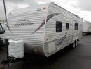 Used 2013 Jayco Jayflight 28 BHS 28 Foot Travel Trailer W/ slide out for sale in Burnaby, BC