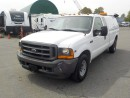 Used 2001 Ford F-250 SD XL SuperCab Long Box 2WD with Canopy for sale in Burnaby, BC