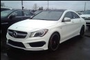Used 2015 Mercedes-Benz CLA-Class CLA45 AMG w/Driver Assist for sale in Winnipeg, MB