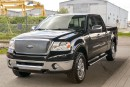 Used 2008 Ford F-150 Lariat Langley Location for sale in Langley, BC