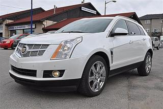 Used 2012 Cadillac SRX LUX & PERF PKG,NAVI,3.6L for sale in Aurora, ON