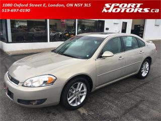 Used 2008 Chevrolet Impala LTZ for sale in London, ON