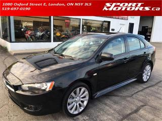 Used 2010 Mitsubishi Lancer GTS for sale in London, ON