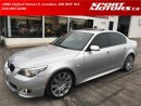 Used 2008 BMW 5 Series 550i for sale in London, ON