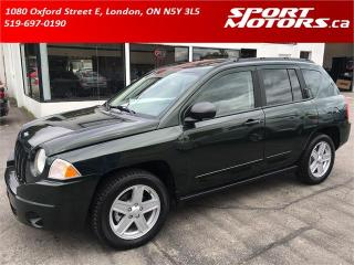 Used 2010 Jeep Compass Sport for sale in London, ON