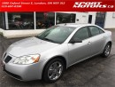 Used 2009 Pontiac G6 SE for sale in London, ON