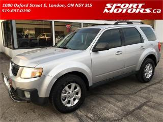 Used 2010 Mazda Tribute GX for sale in London, ON