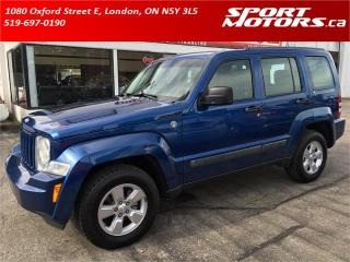 Used 2010 Jeep Liberty Sport for sale in London, ON
