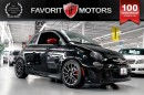 Used 2014 Fiat 500 Abarth | MANUAL | RED LTHR | MOONROOF | BEATS for sale in North York, ON