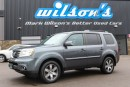 Used 2013 Honda Pilot TOURING 4WD! $115/WK, 4.74% ZERO DOWN! 8-PASSENGER! LEATHER! NAVIGATION! SUNROOF! POWER+HEATED SEATS for sale in Guelph, ON