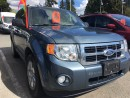 Used 2011 Ford Escape XLT Automatic for sale in Surrey, BC