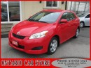 Used 2009 Toyota Matrix POWER GROUP PKG. for sale in Toronto, ON