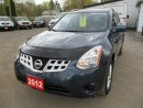 Used 2012 Nissan Rogue POWER EQUIPPED SV EDITION 5 PASSENGER 2.5L - DOHC ENGINE.. HEATED FRONT SEATS.. CD/AUX/USB CONNECTION.. BLUETOOTH.. BACK-UP CAM.. KEYLESS ENTRY.. for sale in Bradford, ON