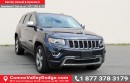 Used 2016 Jeep Grand Cherokee Limited BACK UP CAMERA, BLUETOOTH, HEATED SEATS, KEYLESS ENTRY, SUNROOF, PARK ASSIST for sale in Courtenay, BC