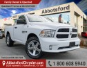 Used 2016 Dodge Ram 1500 ST X-DEMO for sale in Abbotsford, BC