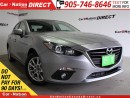 Used 2014 Mazda MAZDA3 GS-SKY| GREAT ON GAS| BACK UP CAMERA| for sale in Burlington, ON