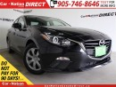 Used 2014 Mazda MAZDA3 GX-SKY| WE WANT YOUR TRADE| GREAT ON GAS| for sale in Burlington, ON