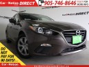 Used 2014 Mazda MAZDA3 GX-SKY| GREAT ON GAS| ONE PRICE INTEGRITY| for sale in Burlington, ON